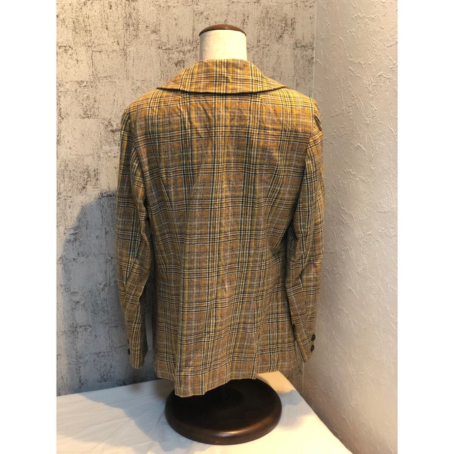 70s~80s PENDOLTON check jacket