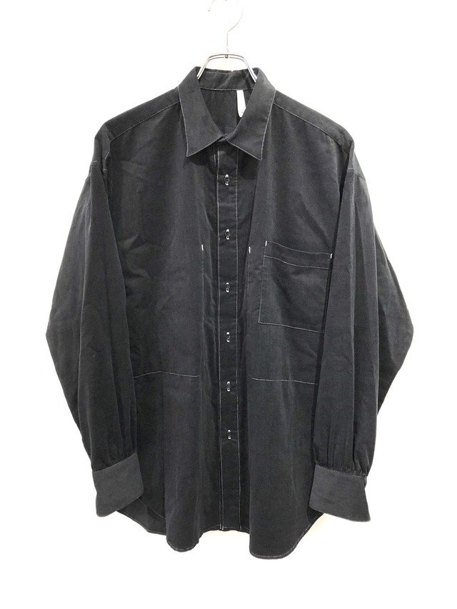 【HUMIS】DEFORMATION COVERALL SHIRT