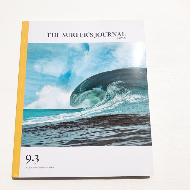 THE SURFER'S JOURNAL JAPAN 9.3