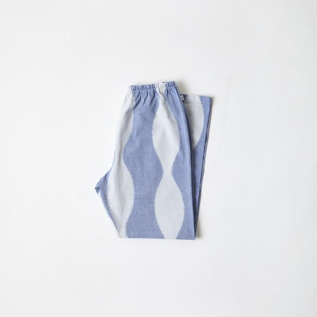 〈うなぎの寝床 × 46/D.〉 MONPE / BLUE