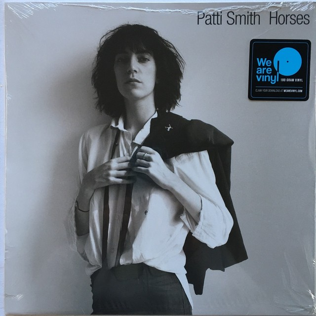 【LP・欧州盤】Patti Smith Group / Horses