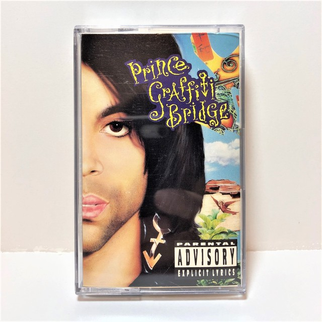 [中古カセット]  Prince ‎– Graffiti Bridge