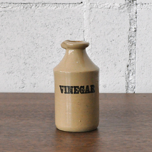 Vintage Pottery Bottle / ポタリー ボトル / 1904-0142