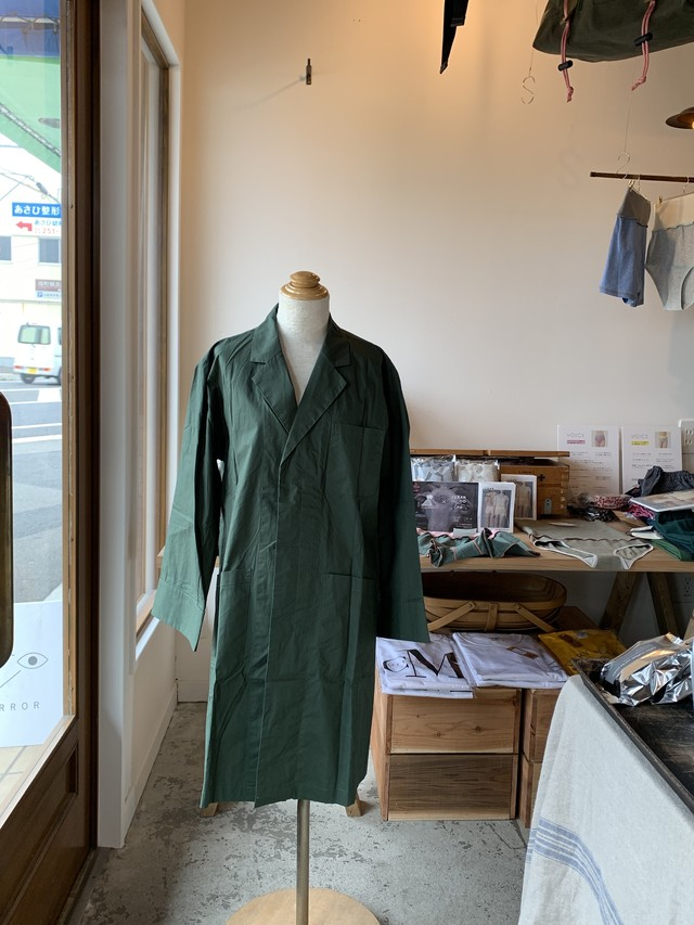 Pnenka Whyte Coat Dr.Thompson (deep green)