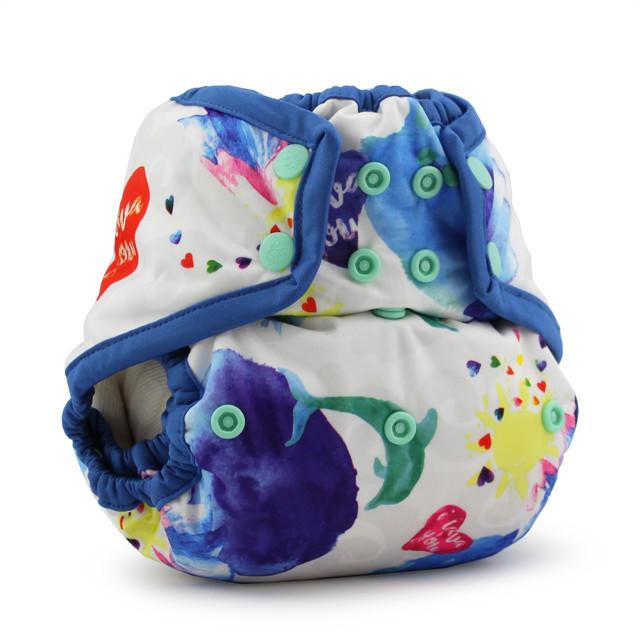 ■kangacare Rumparooz One Size Cover【pattern】カンガケア ランパルーズ ワンサイズ カバー(おむつカバー)【柄デザイン】