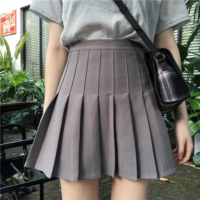 mini skirt YL3267