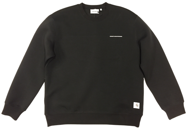 Carhartt カーハート MILITARY TRAINING SWEATSHIRT - Rover Green / Black / Sサイズ