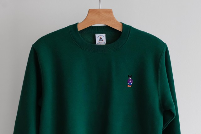 SBW Boston Crewneck Sweat[Ivy Green]