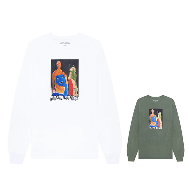 Fucking Awesome|Dill Collage II L/S