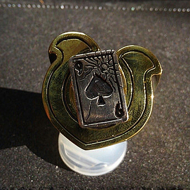 RAMPAGE 9th anniversary ring