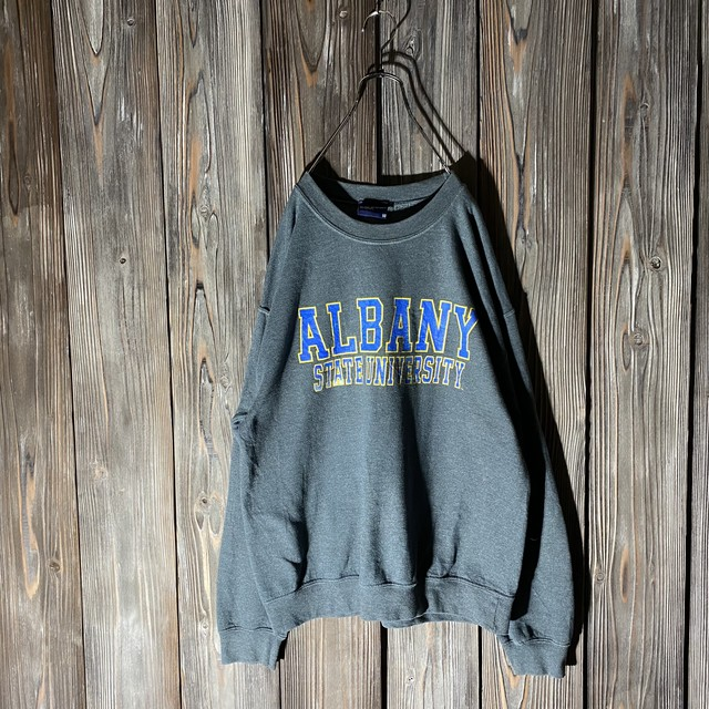 [used]ALBANY college sweat