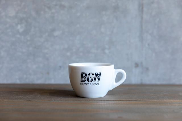 BGMオリジナルカップ(カプチーノ)