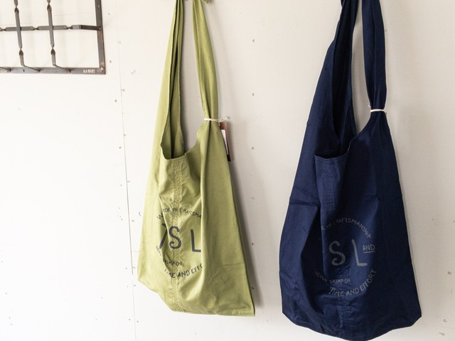 BLUE BOY WORKERS /BBW work totebag / ワークトートバッグ