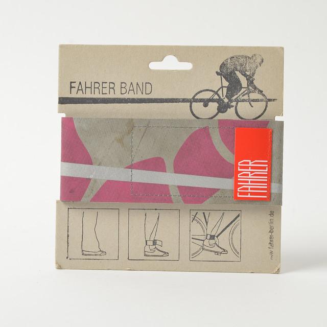 FAHRER(ファーラー)リフレクティブ レッグバンド 017