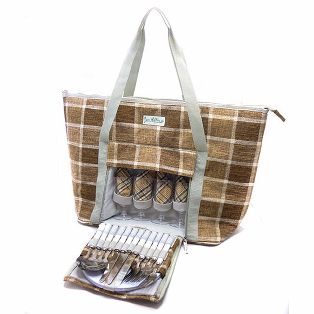 LoaMythos(ロアミトス) Tote Type All in One Picnic Cooler Bag(4人用) lm1001422 トートファミリー アウトドア キャンプ グッズ
