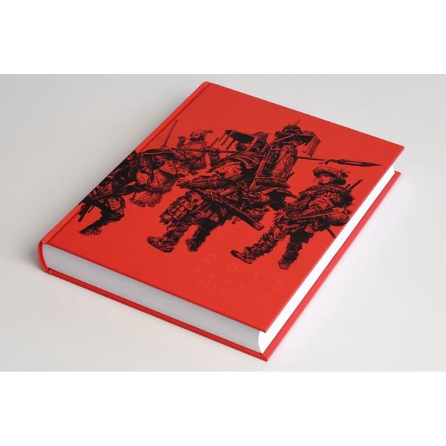 アートブック「2013 Sketch Collection」イラストレーター金政基(キム・ジョンギ、Kim Jung Gi)