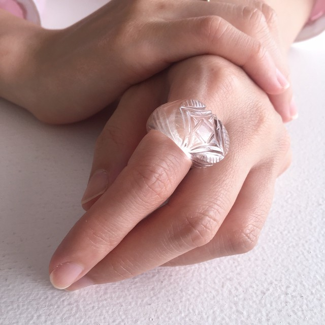Crystal Ring, Design No.4