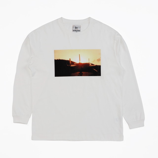 Photo Graphic Long Sleeve Organic T-Shirt