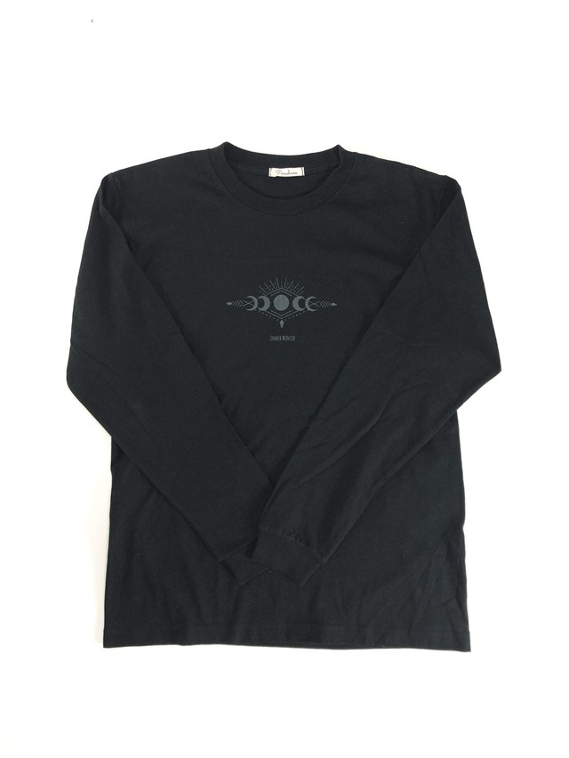 Inner season T-shirts【 Inner Winter 】ブラック
