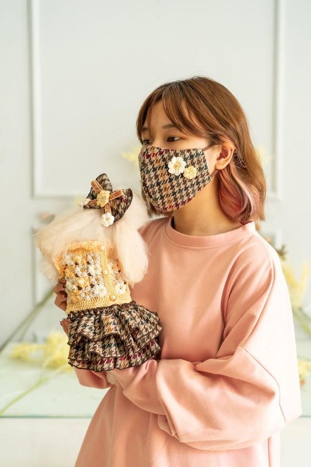 【予約】Pet a Portre La Mask de Giverny ラ・マスク・ドゥ・ジヴェルニー