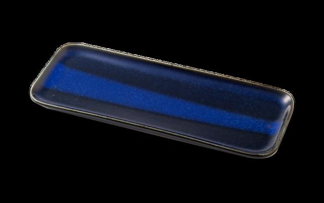 藍青(らんせい)ボードプレート BP00010