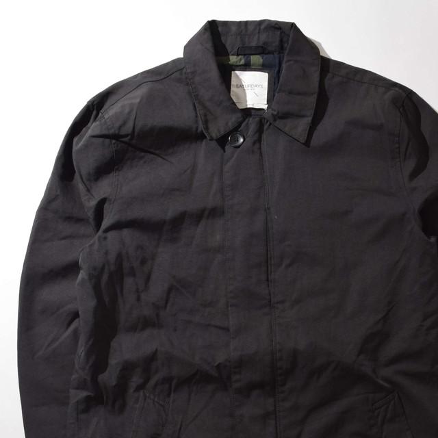 【Mサイズ】SATURDAYS SURF サタデーズサーフ COAT コート BLACK ブラック M 400610190942