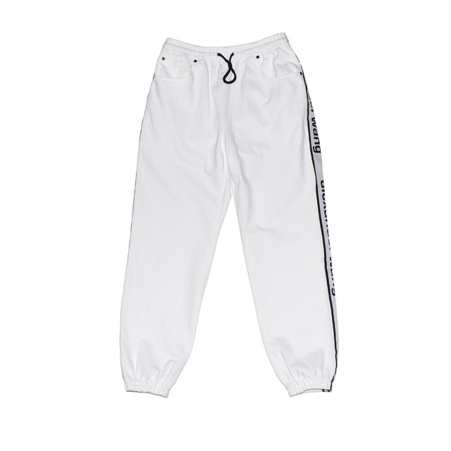 ALEXANDER WANG Logo Jogger Denim Pants