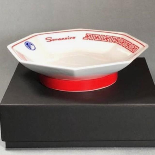 ソラノイロ特製 八角皿(送料込み)