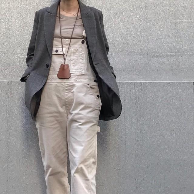 Liyoca グレンチェックジャケット【19AW】