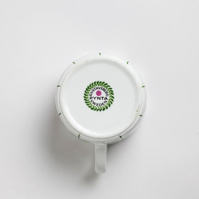 Gustavsberg グスタフスベリ Pynta ピンタ カップ&ソーサー - 3 北欧ヴィンテージ