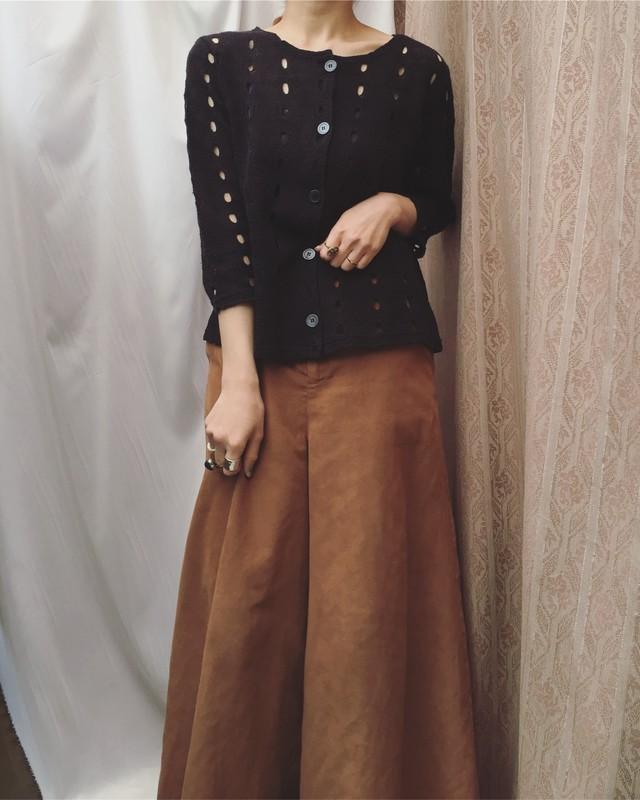 vintage design cardigan