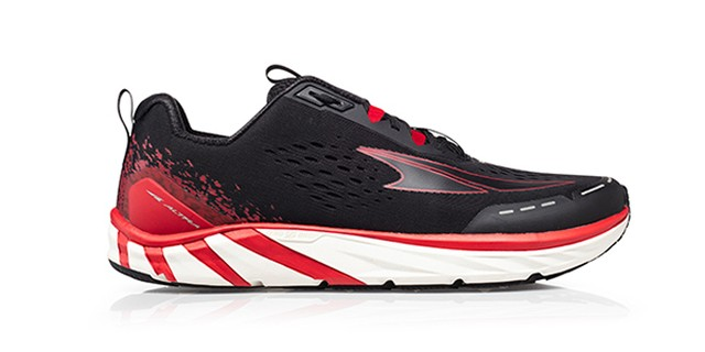 【ALTRA】 Torin 4 Roadrunning Shoes(Black Red)