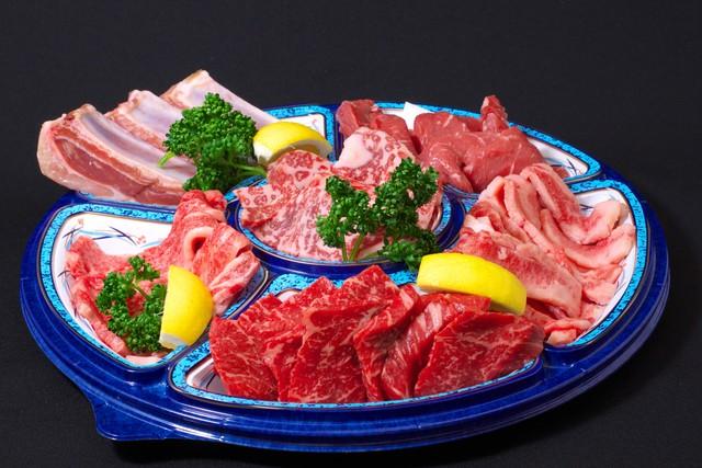 肉バーベキューセット(4~5人前)赤城和牛入り