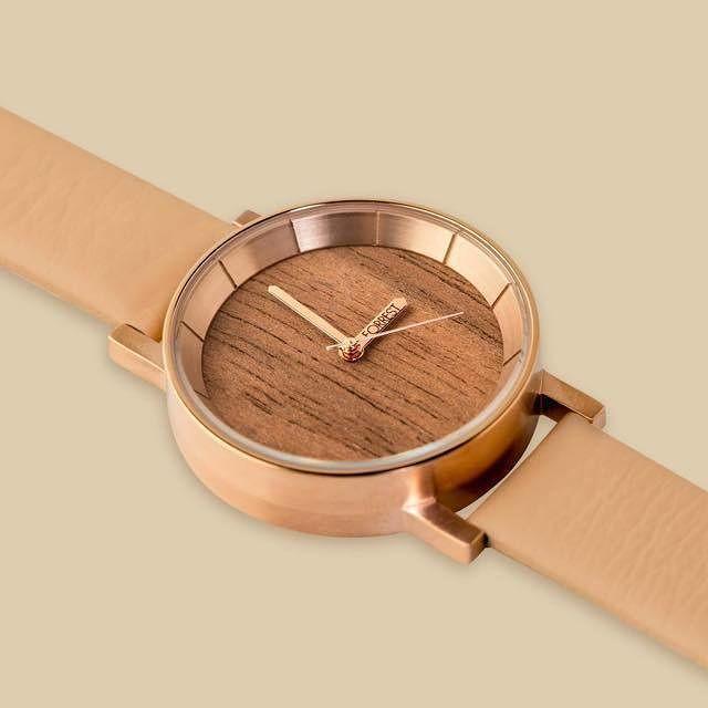 森の腕時計(Ivory Wood)(Ivory Walnut)