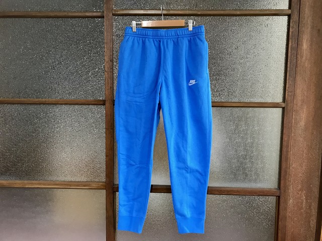 NIKE CLUB SWEAT PANTS (PHOTO BLUE)