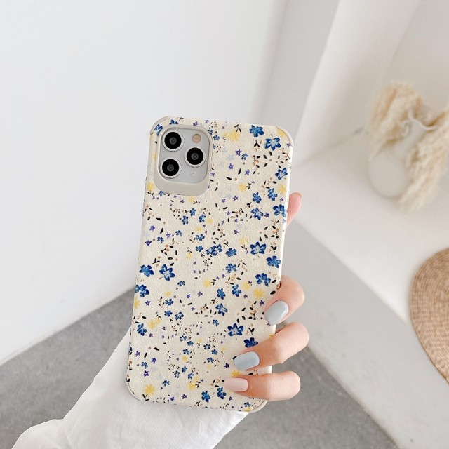 Cute fresh flower iphone case
