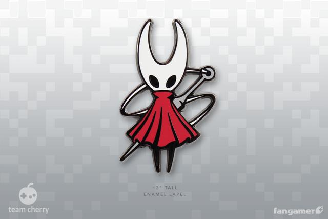 ホーネット ピンバッジ / / Hollow Knight (ホロウナイト)