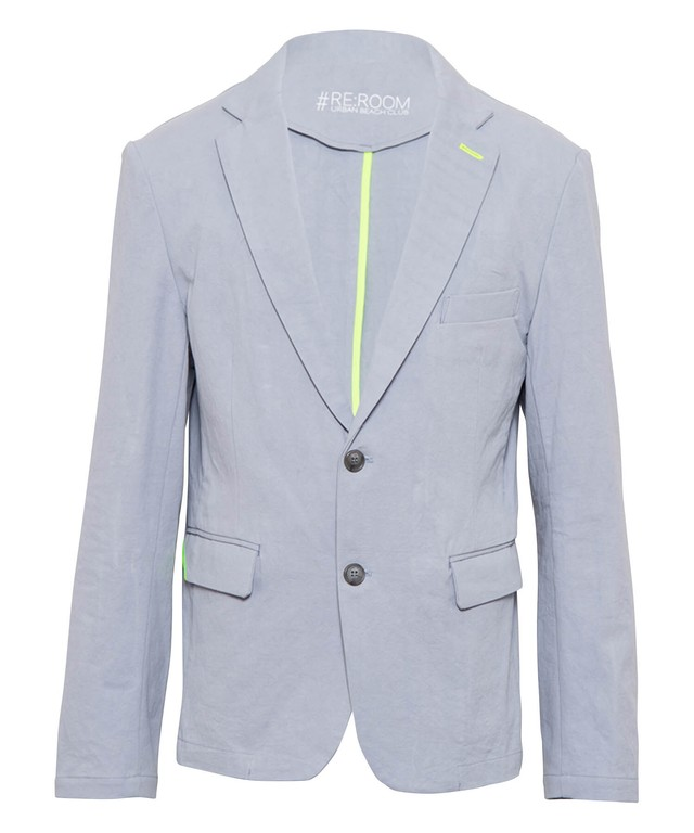 COTTON SLIM TAILORED JACKET[RUJ014]