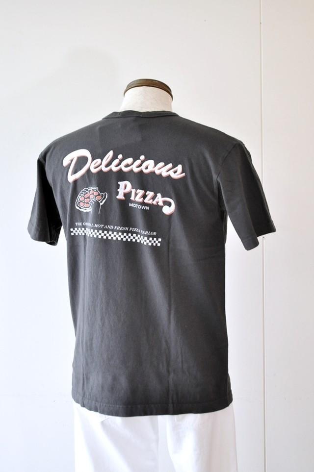 バーンズ BARNS 半袖Tシャツ メンズ プリントTシャツ BR7909 天竺