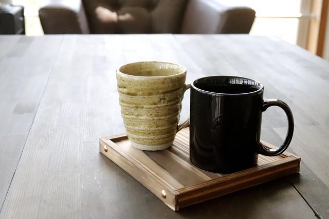 温度をデザインに。 温感マグカップ(紅葉)&ビールマグセット(白山ビードロ) *丸モ高木陶器* お酒をより楽しむためのおしゃれな酒器!