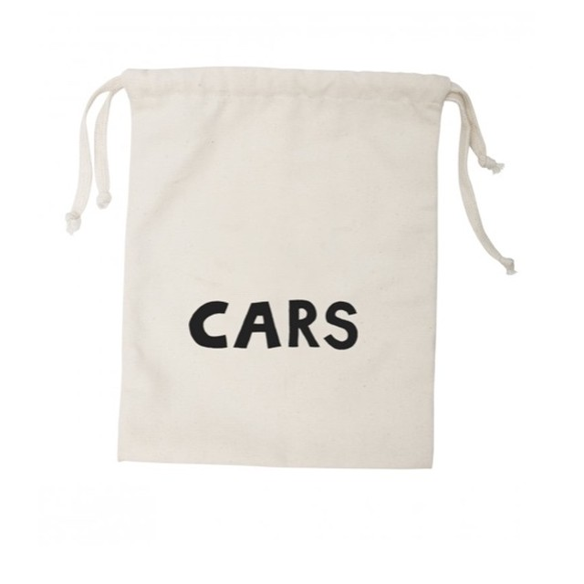 TELLKIDDO Fabric bag cars small