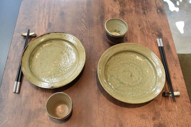 焼き物セット/櫨ノ谷窯