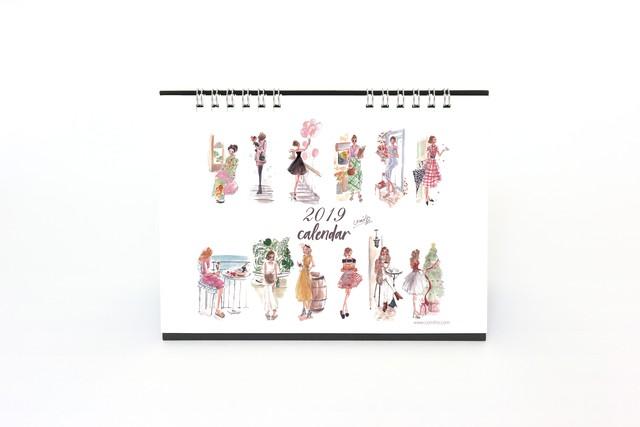カレンダー《2019限定》