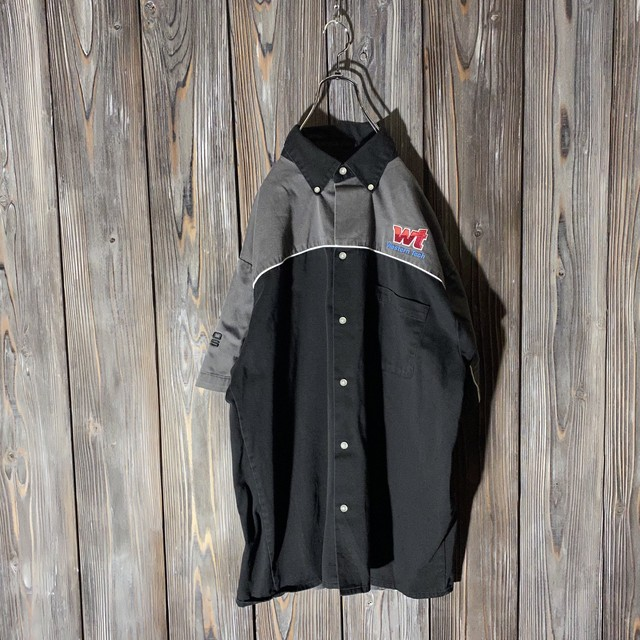 [used]WT switching Racing shirt