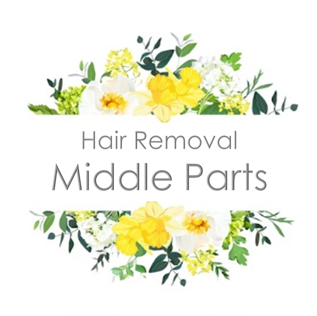 Hair Removal - M parts