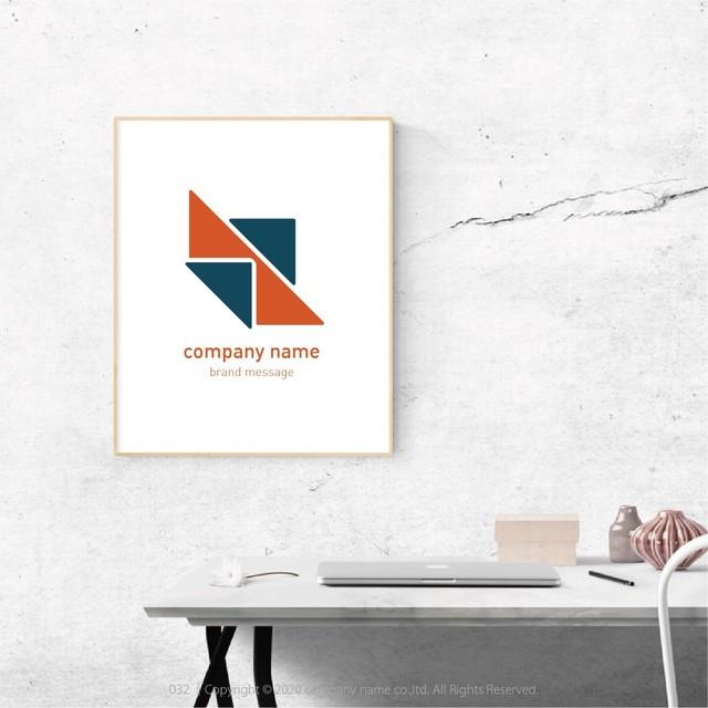 Brand Logo Mark :032
