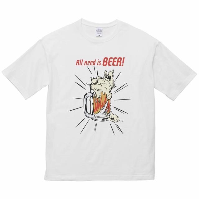 【白】キャラメルペッパーズ•RYOデザイン クラブサイエンスTシャツ