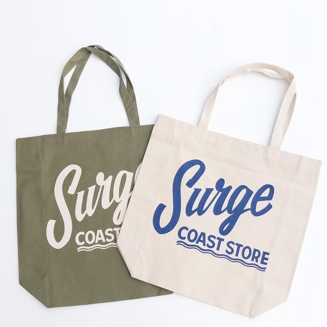 "Surge Coast Store ""Sign"" Tote Bag"