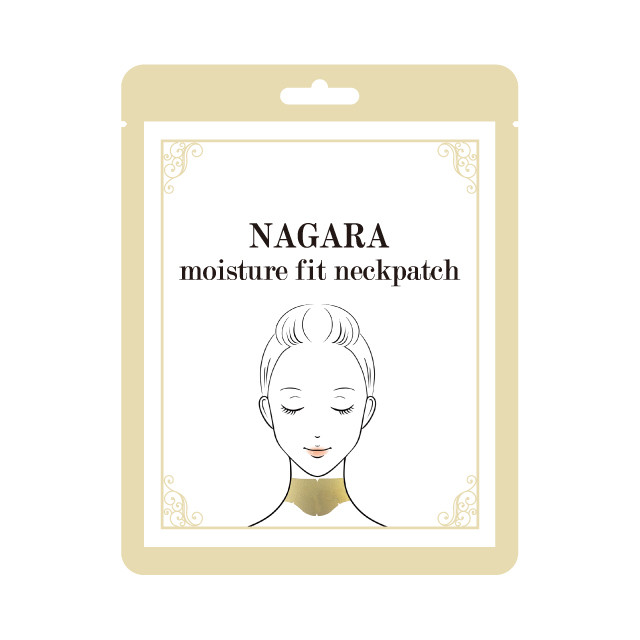 NAGARA モイスチャーフィットネックパッチ