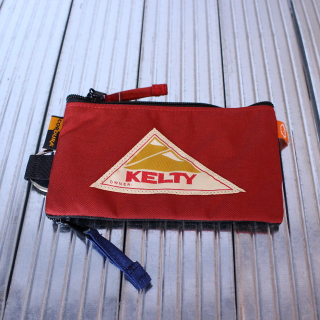 "KELTY 1592171 ""DICK FES POUCH"""